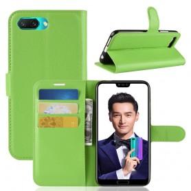 Huawei Honor 10 vihreä suojakotelo