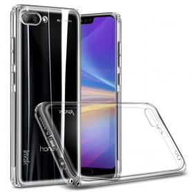 Huawei Honor 10 ultra ohuet läpinäkyvät kuoret