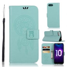 Huawei Honor 10 mintunvihreä unisieppari suojakotelo