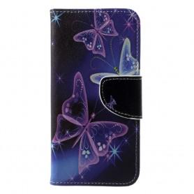 Huawei Honor 10 perhoset suojakotelo