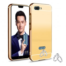 Huawei Honor 10 kullanvärinen peili suojakuori.
