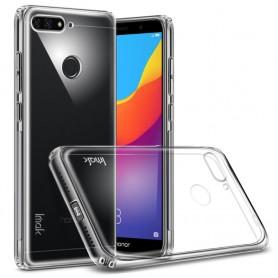 Huawei Y6 2018 / Honor 7A ultra ohuet läpinäkyvät kuoret
