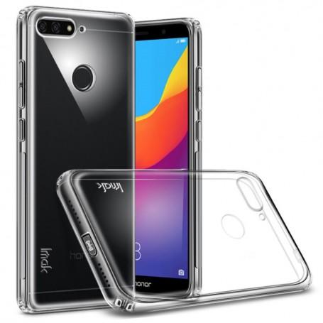 Huawei Y6 2018 ultra ohuet läpinäkyvät kuoret