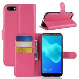 Huawei Y5 2018 pinkki suojakotelo