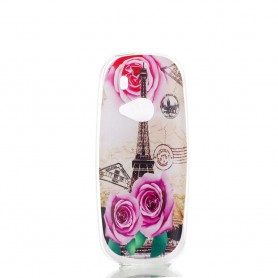 Nokia 3310 (2017) Eiffel-torni suojakuori.