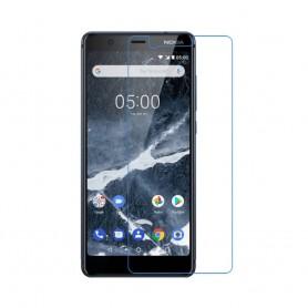 Nokia 5.1 (2018) kirkas panssarilasi.