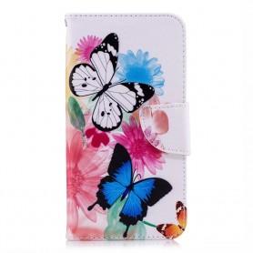 Huawei Honor 7S perhoset suojakotelo