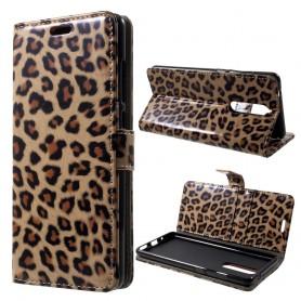 Nokia 5.1 leopardi suojakotelo
