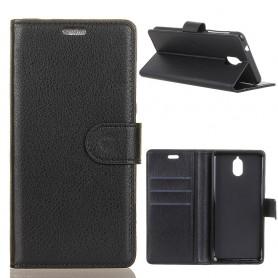 Nokia 3.1 musta suojakotelo
