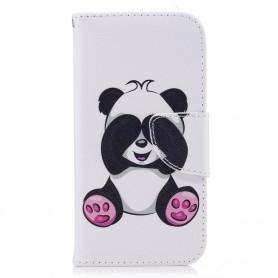 Samsung Galaxy A3 2017 panda suojakotelo