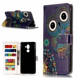 Nokia 7 plus pöllö suojakotelo