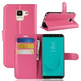 Samsung Galaxy J6 2018 pinkki suojakotelo