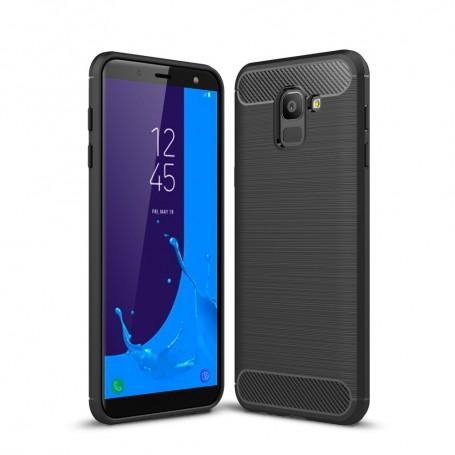 Samsung Galaxy J6 2018 musta suojakuori