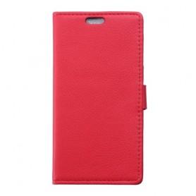 Lumia 550 punainen puhelinlompakko