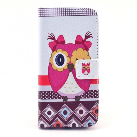 iPhone 6 pöllö puhelinlompakko
