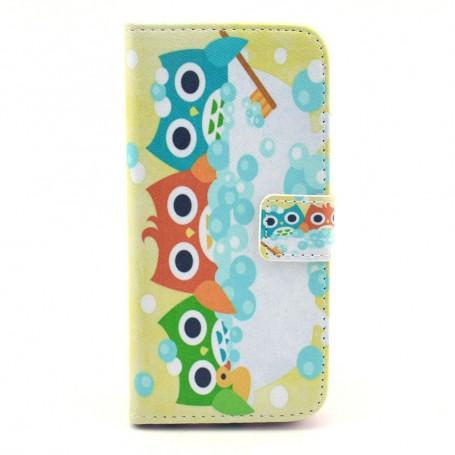 iPhone 6 pöllöt puhelinlompakko