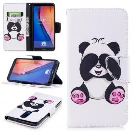 Huawei Mate 10 Lite panda suojakotelo