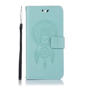 Huawei Mate 10 Lite mintunvihreä unisieppari suojakotelo
