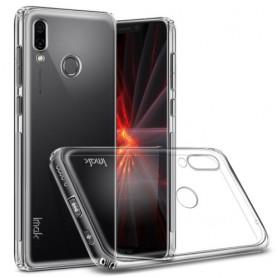 Huawei Honor Play ultra ohuet läpinäkyvät kuoret