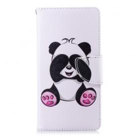 Nokia 3.1 (2018) söpö panda suojakotelo