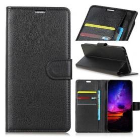 Samsung Galaxy J4 Plus musta suojakotelo
