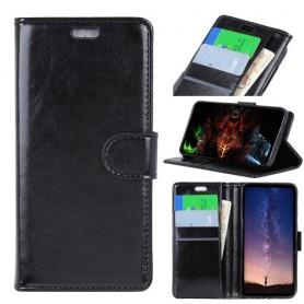 Samsung Galaxy J6 Plus musta suojakotelo