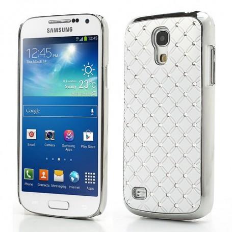 Galaxy S4 Mini valkoiset luksus kuoret