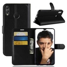 Huawei Honor 8X musta suojakotelo