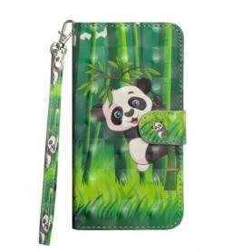 Huawei Honor 8X panda suojakotelo