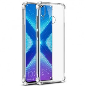 Huawei Honor 8X ultra ohuet läpinäkyvät kuoret