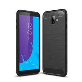 Samsung Galaxy J6 Plus musta suojakuori