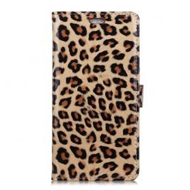 OnePlus 6T leopardi suojakotelo