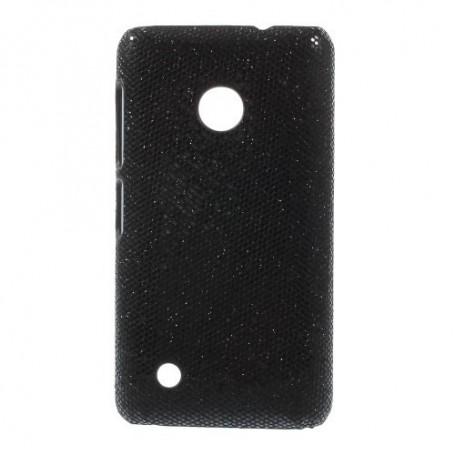 Nokia Lumia 530 mustat kimallekuoret.