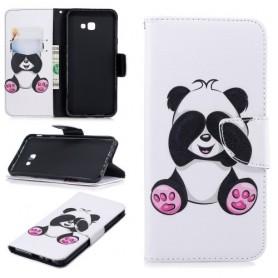 Samsung Galaxy J4 Plus panda suojakotelo