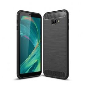 Samsung Galaxy J4 Plus musta suojakuori