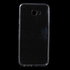 Samsung Galaxy J4 Plus läpinäkyvä suojakuori