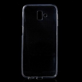 Samsung Galaxy J6 Plus läpinäkyvä suojakuori
