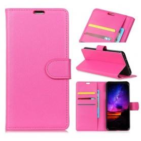 Nokia 7.1 pinkki suojakotelo