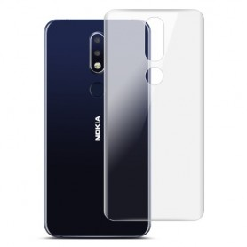 Nokia 7.1 (2018) takakannen hydrogel suojakalvo x 2