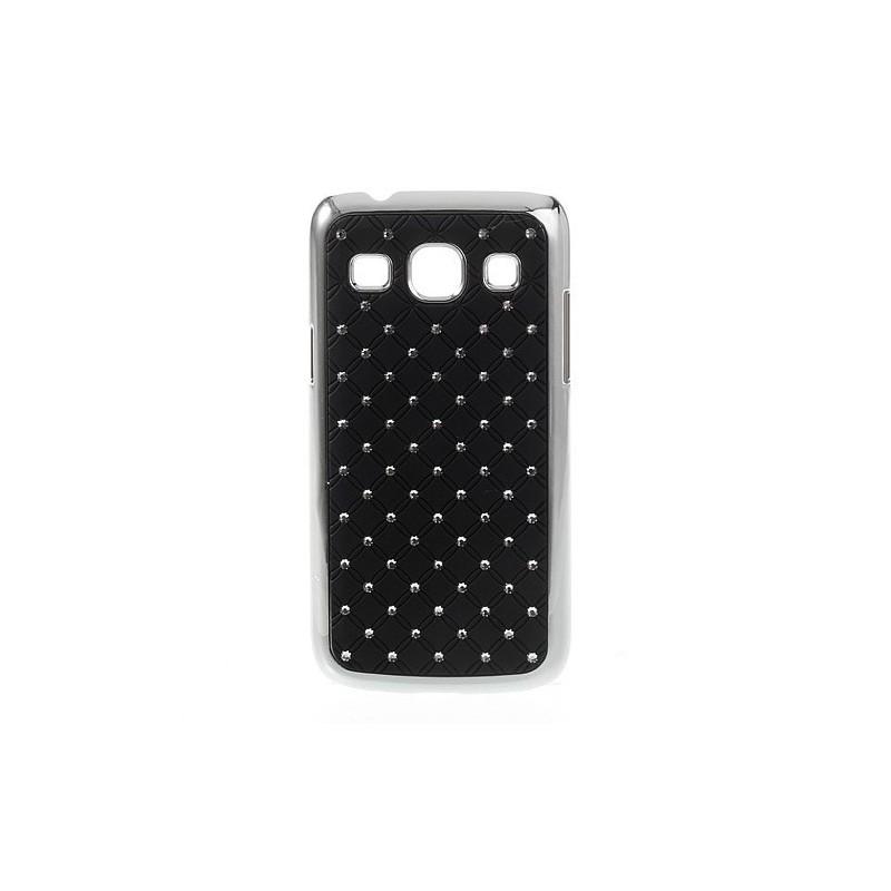 Galaxy Core Plus mustat luksus kuoret