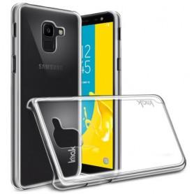 Samsung Galaxy J6 2018 ultra ohuet läpinäkyvät kuoret