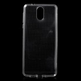 Nokia 3.1 (2018) läpinäkyvä suojakuori.