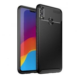 Huawei Honor 8X musta suojakuori