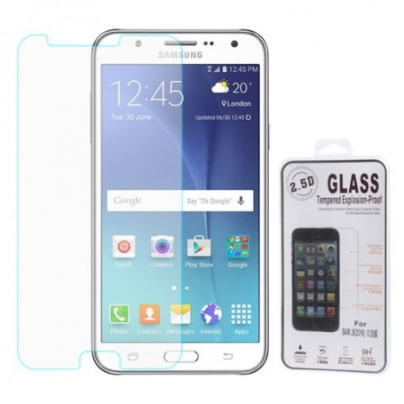 Samsung Galaxy J5 2016 kirkas panssarilasi.