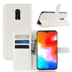 OnePlus 6T valkoinen suojakotelo