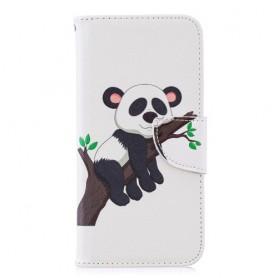 Huawei P Smart 2019 nukkuva panda suojakotelo