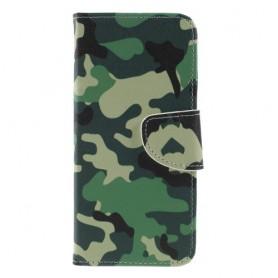 Nokia 5.1 Plus maastokuvio suojakotelo