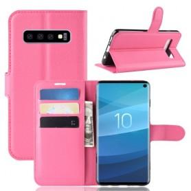Samsung Galaxy S10 pinkki suojakotelo