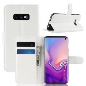 Samsung Galaxy S10e valkoinen suojakotelo