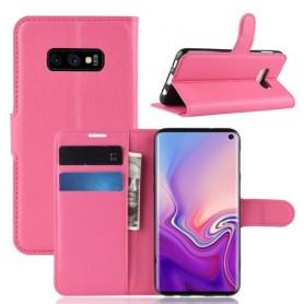 Samsung Galaxy S10 Lite pinkki suojakotelo